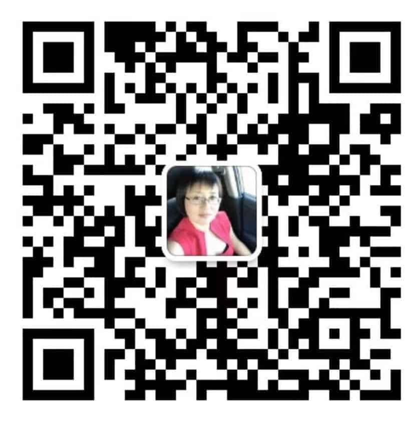Lindy Chen WeChat (QRCode)